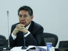 Colombia's Attorney General Nestor Humberto Martinez