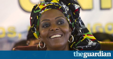 Journalist arrested over report Grace Mugabe gave used underwear to supporters