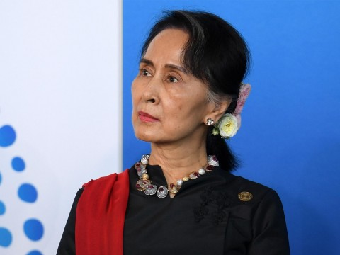 Aung San Suu Kyi facing potential prosecution in Australia