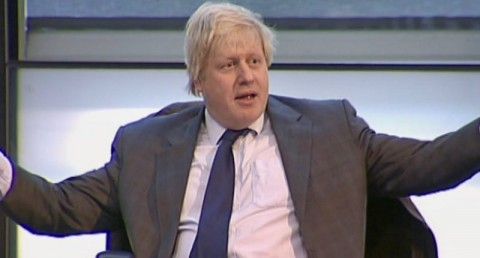 Boris Johnson. Image: Screengrab from Youtube